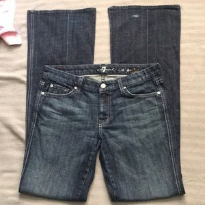 A Pocket 7 for All Mankind Jeans 28